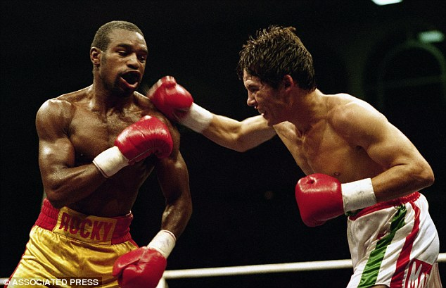 Photo of Boxing – 1986 – Special NBC Up-Feed – Super Featherwt Title – Rocky Lockridge Vs Julio Cezar Chavez