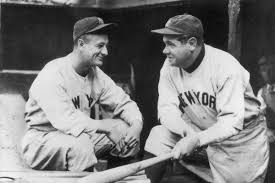 Photo of MLB – 1930s – Special – HOFs Lefty Gomez + Joe Cronin Remember Yankees Babe Ruth + Lou Gehrig