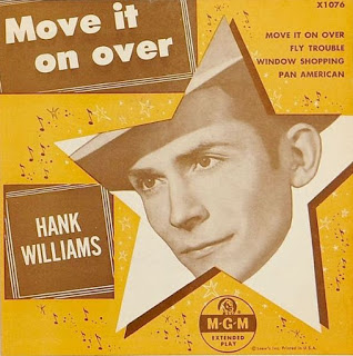 Photo of Music – 1947 – Hank Williams Sr – Move It On Over