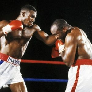 Photo of Boxing – 1986 – ABCs Frank Gifford Highlights Cruiserwt Title Fight – Evander Holyfield Vs Dwight Muhammad Qawi