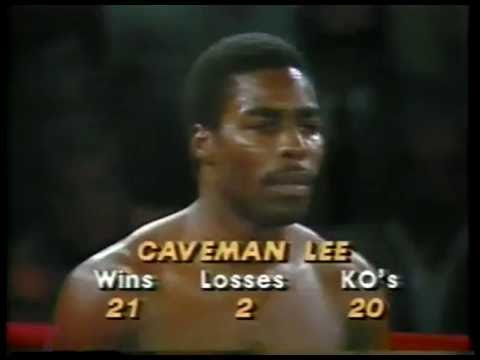 Photo of Boxing – 1981 – 15 Rnd World Middleweight Title Fight – Caveman Lee Vs Marvin Hagler