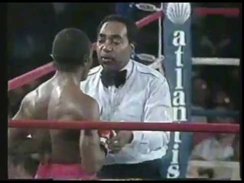 Photo of Boxing – 1985 – 6 Rnd Lightwt Bout – Mike Goudeau Vs Allen Gay – With Randy Gordan + Termite Watkins