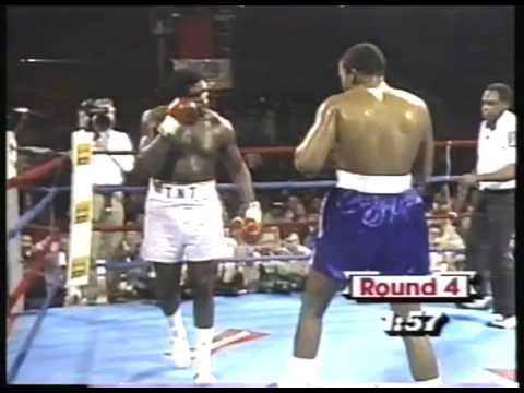 Photo of Boxing – 1986 – Barry Tompkins + Larry Merchant Wrap Up Of Witherspoon Vs Tubbs Heavywt Title Fight