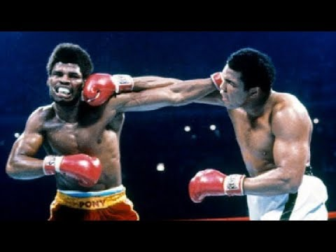 Photo of Boxing – 1978 – Curt Gowdy + Larry Merchant Highlight 1978 In Boxing – With Ali + Spinks + Holmes
