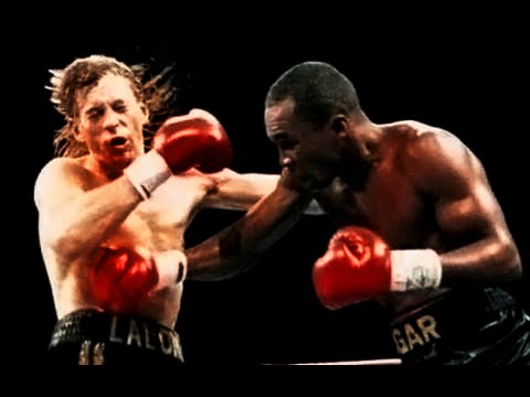 Photo of Boxing – 1988 – Larry Merchant + Jim Lampley Preview 12 Rnd WBC Lt Heavywt Title Leonard Vs Lalonde