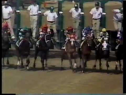 Photo of Horse Racing – 1987 – Special – Dave Johnson + Al Michaels Review The Roughest Kentucky Derby Ever