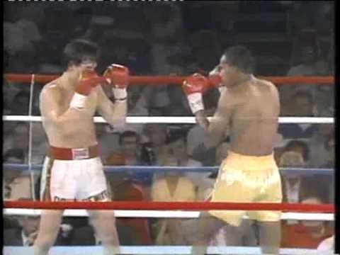 Photo of Boxing – 1986 – Tim Ryan + Gil Clancy Preview 10 Rnd Middlewt Bout – Doug DeWit Vs Milt McCrory