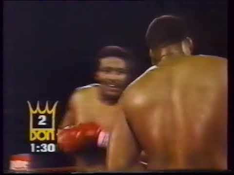 Photo of Boxing – 1985- 10 Round Heavyweight Bout – James Broad Vs Tim Witherspoon – With Don Chevrier