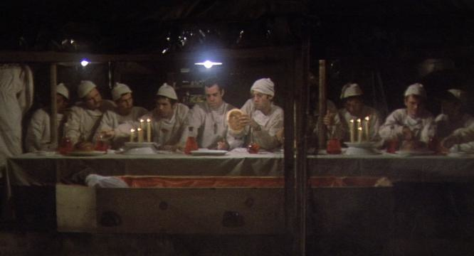 Photo of Comedy – 1970 – Movie M A S H Special – The Last Supper For Painless The Gas Passer