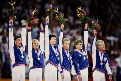 Photo of Gymnastics – 1985 – Special –  Heroes Story Of The 1984 Olympic Gold Medal USA Mens Gymnastics Team