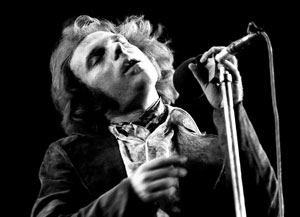 Photo of Music – 1976 – Van Morrison – Turn Up Your Radio – Performed At The Bands Last Waltz Concert