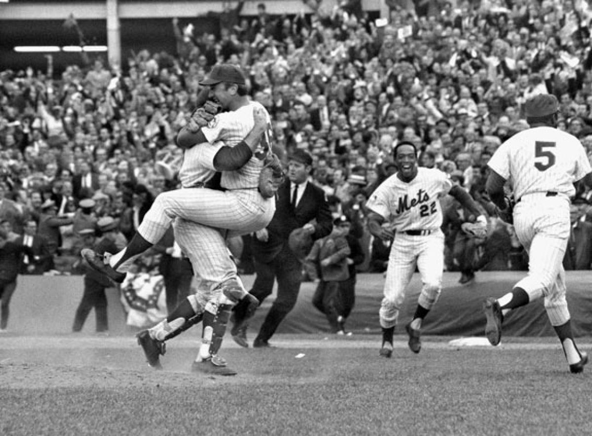 Photo of MLB – 1969 – Highlights – The Amazing Mets Run To The World Series Title – With P Tom Seaver