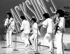 Photo of Music – Jackson 5 – I Want You Back + I'll Be There & Michael Jackson – Billy Jean