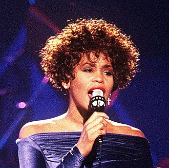 Photo of Music – 1986 – Whitney Houston – The Greatest Love Of All – Performed At Liberty Weekend