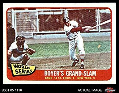 Photo of MLB – 1964 – Baseballs Greatest Hits – Highlights – World Series Game 4 – NY Yankees Vs StL Cards
