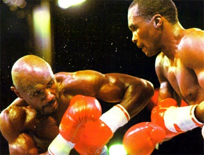 Photo of Boxing – 1987 – Highlights – The Year In Boxing In Review With Leonard Vs Hagler + Hearns Vs Roldan