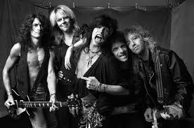 Photo of Music – 1982 – Special – Boston Rocks – In Studio With Aerosmith