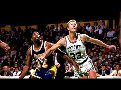 Photo of NBA – 1987 – Finals Game 5 Celtics Vs Lakers PreGame Show – With Musburger +  Stockton + Heinshon