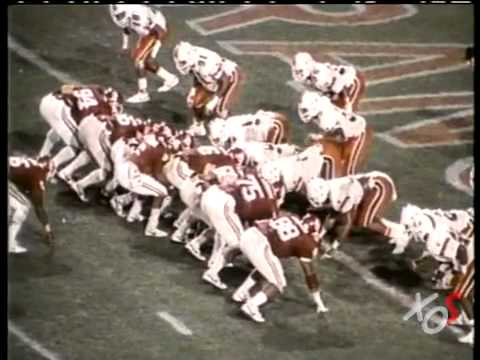 Photo of NCAAF – 1988 – Orange Bowl # 1 Oklahoma Vs # 2 Miami Pregame Show – With Brent Musburger + Jim Nantz