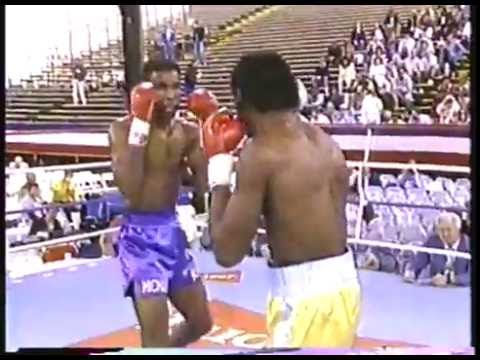 Photo of Boxing – 1987 – Highlights – Middlewt Bout – Michael Nunn Vs Charles Campbell – With Ryan + Clancy