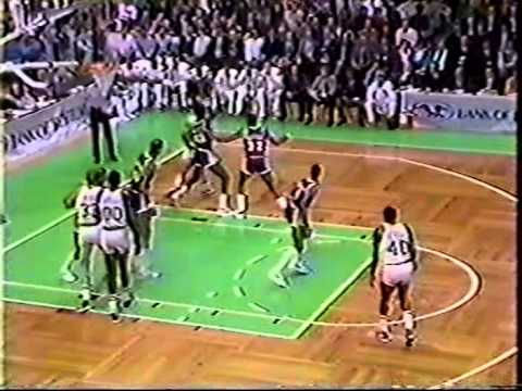 Photo of NBA – 1987 – Finals Game 4 Lakers Vs Celtics PreGame Show – With  Musburger + Stockton + Heinsohn