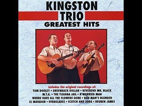 Photo of Music – 1978 – The Kingston Trio Live – Hard Traveling + I Wanna Go Home + Takes A Worried Man + MTA