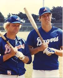 Photo of MLB – 1985 – Baseball Behind The Seams –  The Braves Vs Their Rival Cubs + Padres With Kirk Douglas