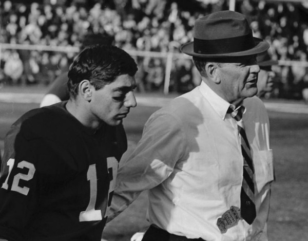 Photo of NCAA Football – 1983 – CBS Sports Special – Tribute To Coach Bear Bryant – With Lindsey Nelson + Pat O'Brien