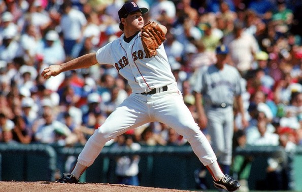 Photo of MLB – 1986 – All Star Game Special – Profile + Interview Of Red Sox Starting Pitcher Roger Clemens