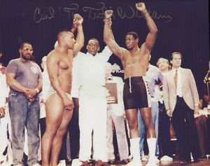 Photo of Boxing – 1989 – HBO Larry Merchant Showcases Carl Williams On The Road To Fighting Mike Tyson