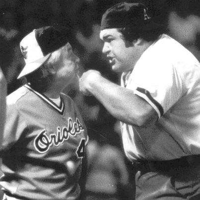 Photo of MLB – 1980 – World Series Game 1 Pirates Vs Orioles – Interviews With P Jim Palmer + Mgr Earl Weaver