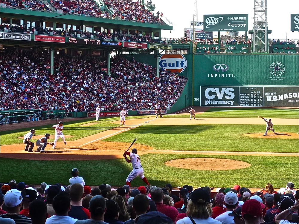 Photo of MLB – 1987 – Special Legends Feature – Boston Fenway Park – The Story Of An American Tradition