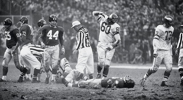 Photo of NFL – 1950s Thru 1960s – NFL FIlms – The Golden Age Of Pro Football – With Steve Sabol