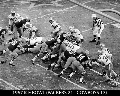 Photo of NFL – 1967 – NFL FIlms – NFL Greatest Teams – 1967 Green Bay Packers – With John Facenda