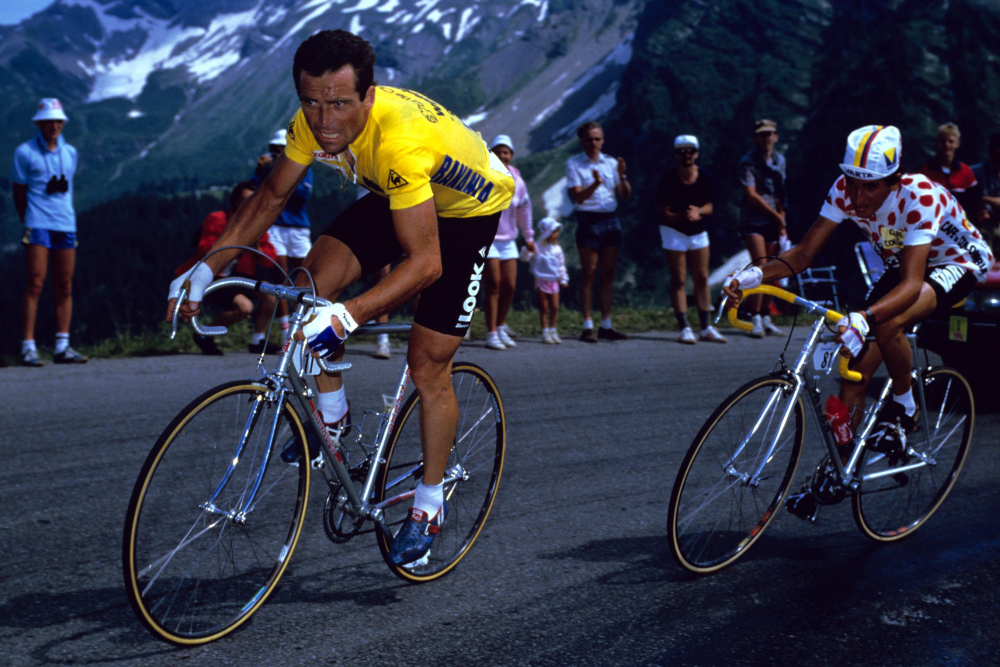 Photo of Cycling – July 21, 1985 – Tour De France Week 4 – Toulouse To Col Du Tourmalet To Luz Ardiden