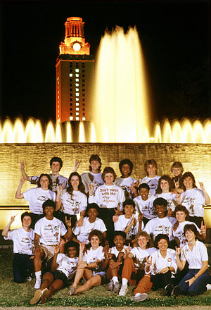 Photo of NCAAW – 1986 – Womens National Championship Game PreGame Show – Texas Longhorns Vs USC Women Of Troy