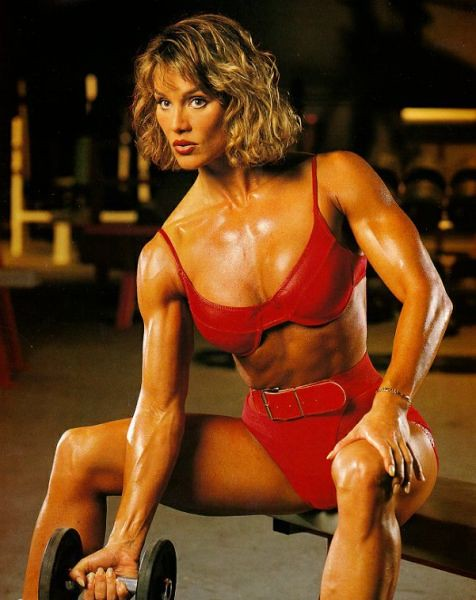 Photo of Body Building – 1986 – I F B B Ms Olympia Championships – Featuring Cory Everson
