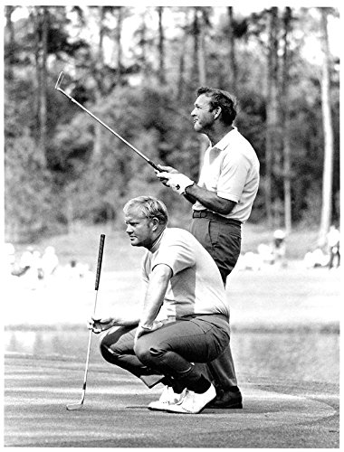 Photo of Golf – 1987 – Golf Legend  Arnold Palmer Speaks In Behalf Of The PGA Of America