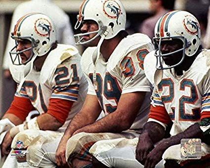 Photo of NFL – 1969 To 1979 – NFL Films – NFL Crunch Course Featuring Miami Dolphins RB Larry Czonka