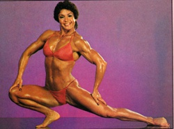 Photo of Body Building – 1986 – I F B B Ms Olympia Championships – Featuring Mary Roberts