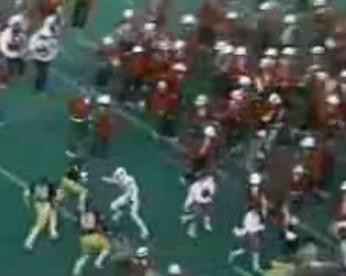 Photo of NCAA Football – 1982 – Play Of The Decade – California Kickoff Return In Final Seconds Vs Stanford