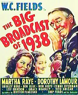 Photo of Music – 1938 – Shirley Ross + Bob Hope – Thanks For The Memories – Sung In 1938 Movie Big Broadcast
