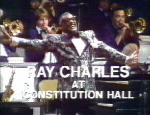 Photo of Music – 1982 – Ray Charles & The Raelettes – Some Enchanted Evening – Sung Live At Constitution Hall