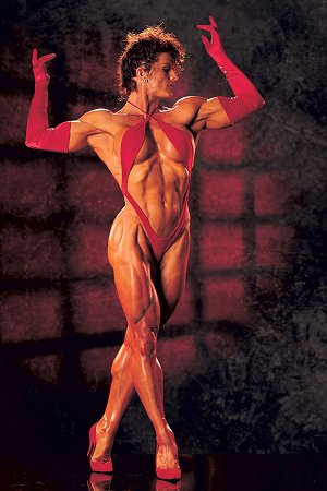 Photo of Body Building – 1986 – I F B B Ms Olympia Championship – Featuring Diana Dennis