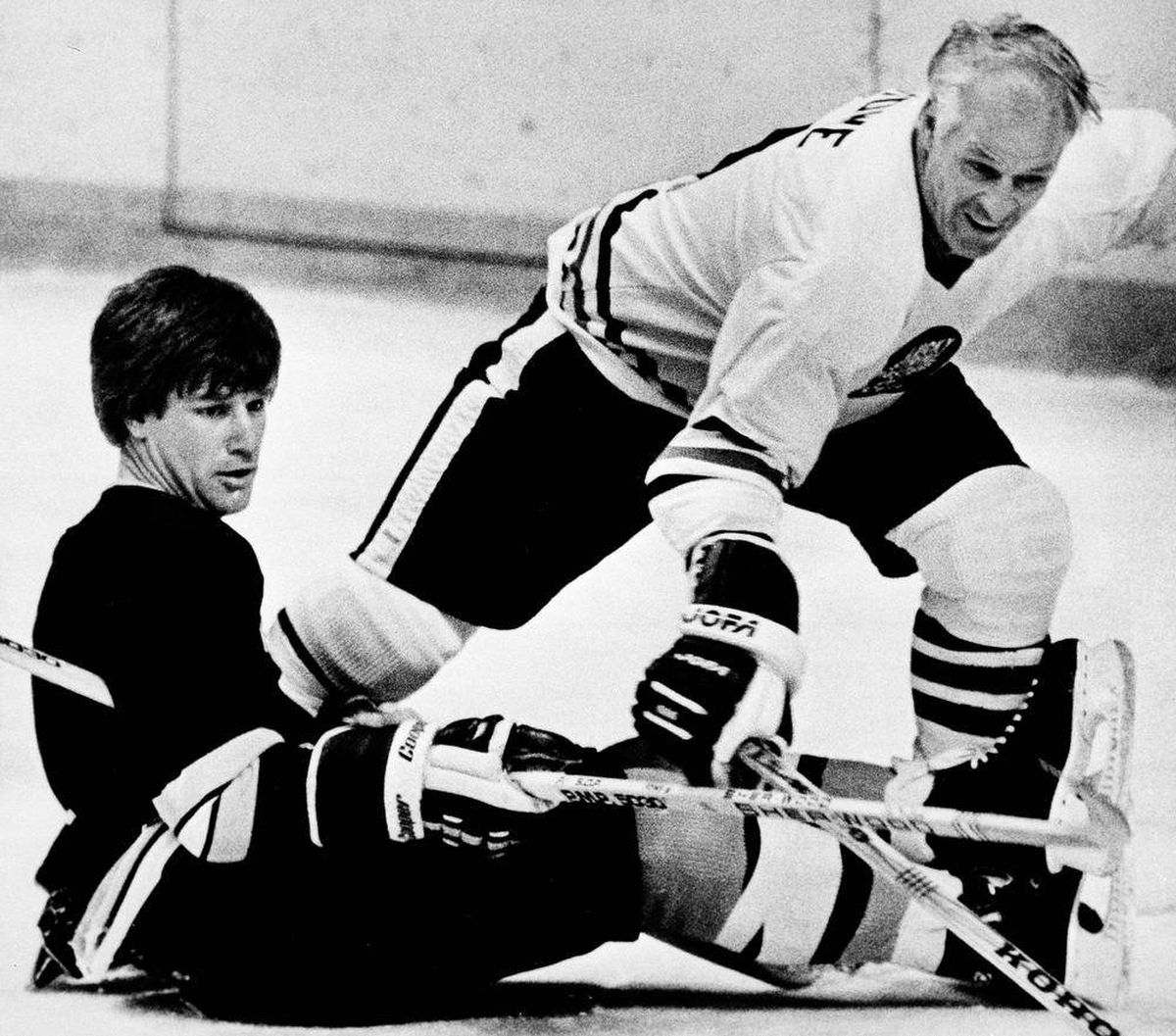 Photo of NHL – 1946 To 1971 – Special Tribute To Legendary Detroit Red Wings Right Wing Gordie Howe
