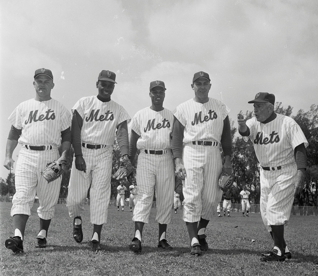 Photo of MLB – 1961 To 1986 – ESPNs George Grande Showcases 1st 25 Years Of The New York Mets Baseball