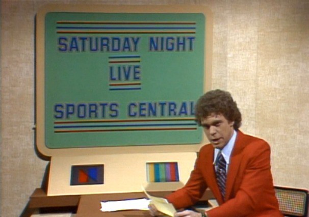 Photo of NHL – 1982 – Sportscaster Joe Piscopo On How To Solve The Violence Issue In The NHL