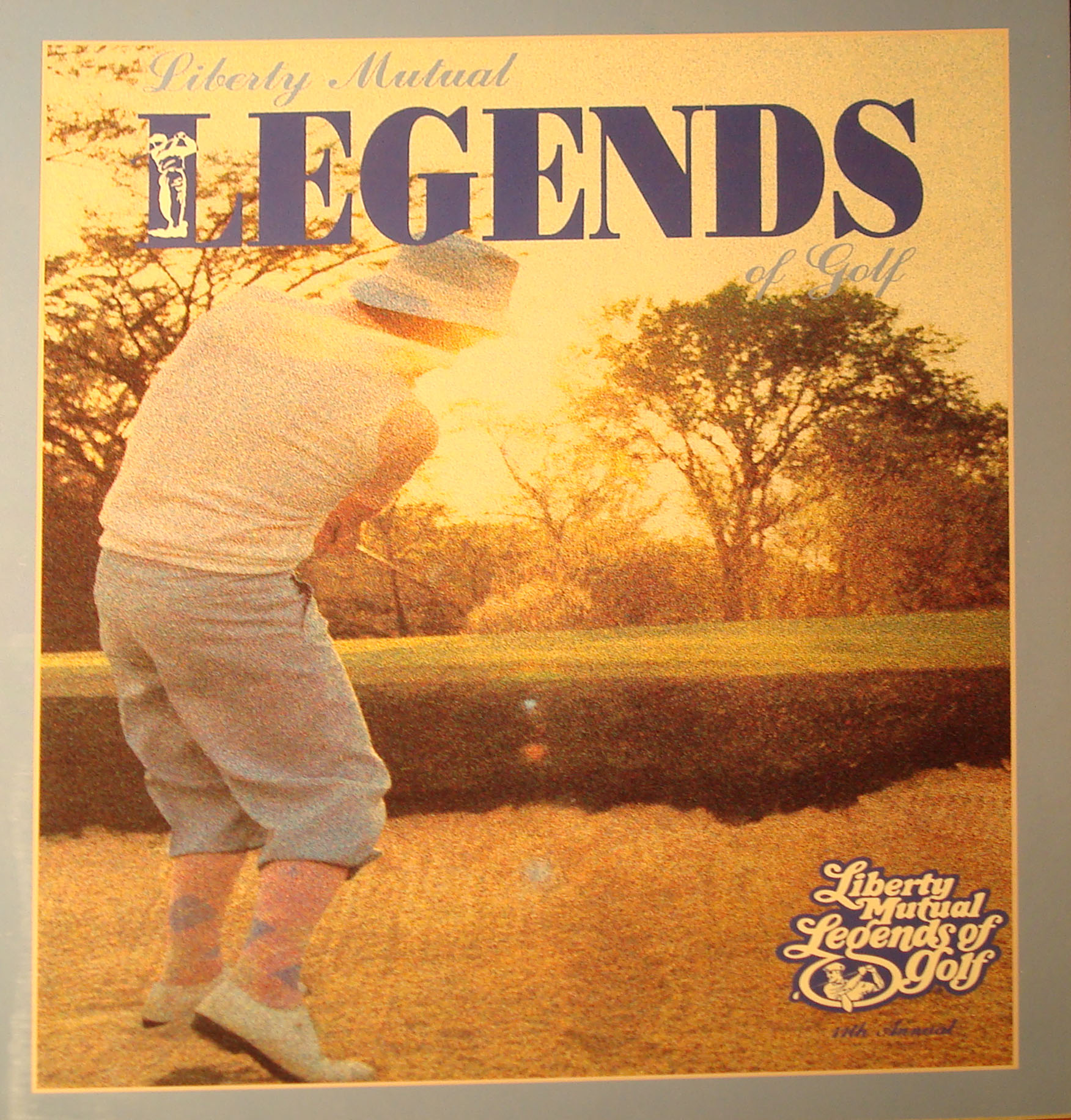 Photo of Golf – 1983 – Special – Team By Team Look At The 1983 Legends Golf Tournament At Onion Creek Austin