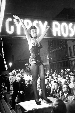 Photo of Strippers – 1945 To 1968 – The Art Of Striptease By Gypsy Rose Lee   With Host Gwen Verdon