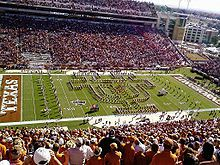 Photo of Music – 1984 – The Show Band Of The Southwest – Texas Longhorn Marching Band Performing At Halftime